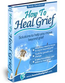 Sandy Clendenen - How to Heal Grief book cover